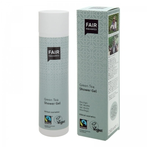 Fair Squared Żel pod prysznic Green Tea 250ml