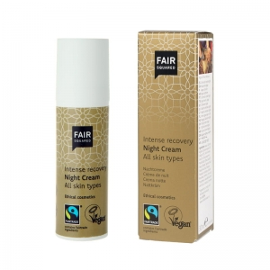 Fair Squared Krem do twarzy na noc Argan 30ml