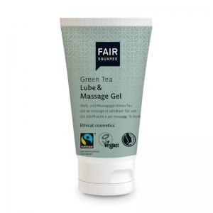 Fair Squared Naturalny lubrykant i żel do masażu Green Tea 50ml