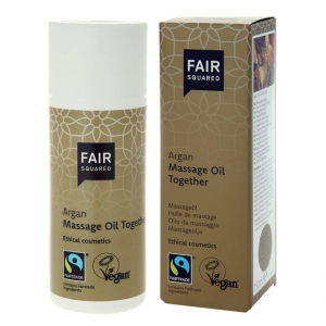Fair Squared Olej do masażu Argan 150ml