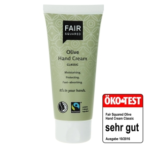 Fair Squared Krem do rąk Classic Olive 100ml