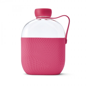 Hip Butelka wielorazowa bez BPA Hot Pink 650ml
