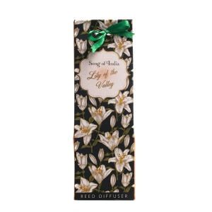 Song Of India Naturalny dyfuzor zapachowy Lily of the Valley 100ml