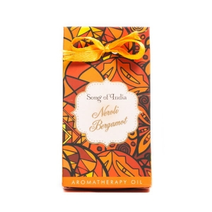 Song Of India Olejek aromaterapeutyczny Neroli Bergamot 10ml