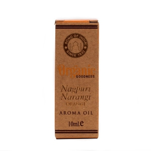 Song Of India Organic Olejek aromaterapeutyczny Nagpuri Narangi Orange 10ml