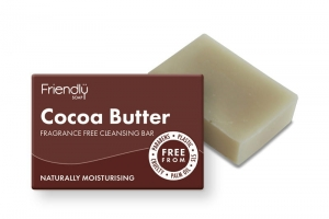 Friendly Soap Naturalne mydło do twarzy Cocoa Butter 95g