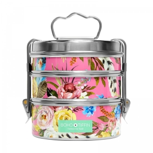 Boho Tiffin Lunchbox Rosie Originals (3x500ml)