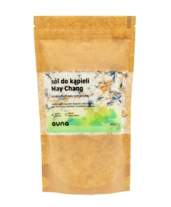 Auna Naturalna sól do kąpieli may chang 300g