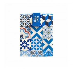 Roll'Eat Owijka Boc'n'Roll Patchwork Blue