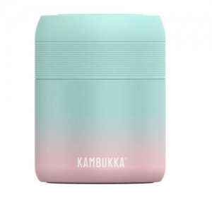 Kambukka Termos na lunch Bora Neon Mint 600ml