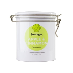 Teapigs Apple & Cinnamon 20 piramidek Puszka