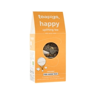Teapigs Herbata Happy Uplifting 15 piramidek