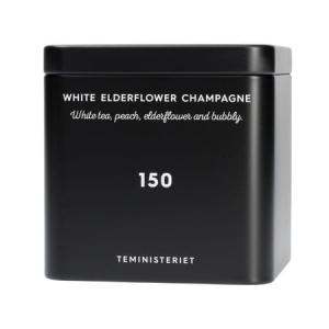 Teministeriet Collection Biała herbata Elderflower Champagne 50g