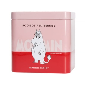 Teministeriet Moomin Rooibos Red Berries 100g