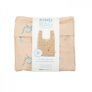 Kind Bag London Wielorazowa torba na zakupy rPET Yoga