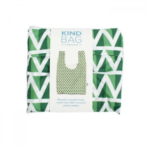 Kind Bag London Wielorazowa torba na zakupy rPET Mint