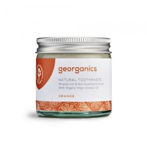 Georganics Naturalna mineralna pasta do zębów Orange 60ml